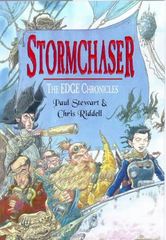 9780385600040: Stormchaser (The Edge Chronicles)
