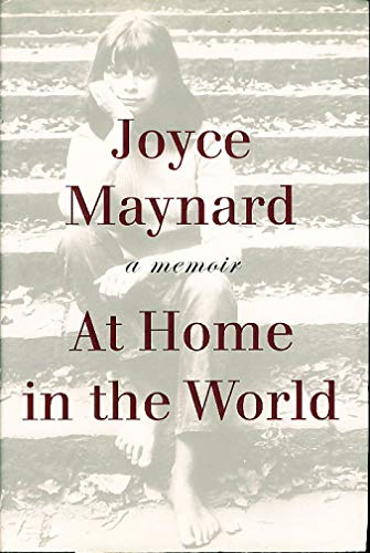9780385600309: at home in the world, a memoir