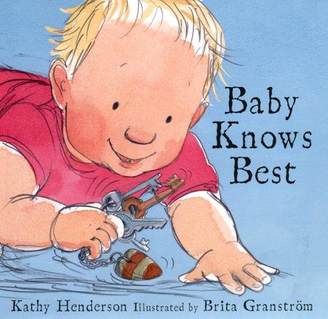 9780385600705: Baby Knows Best