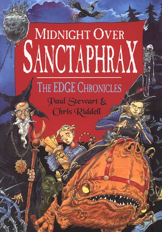 9780385600897: Midnight Over Sanctaphrax (The Edge Chronicles)