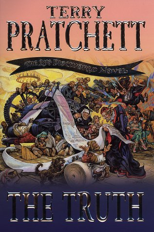 9780385601023: THE TRUTH: DISCWORLD NOVEL 25 (DISCWORLD NOVELS) [Hardcover]