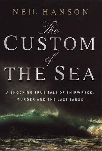 9780385601153: The Custom of the Sea
