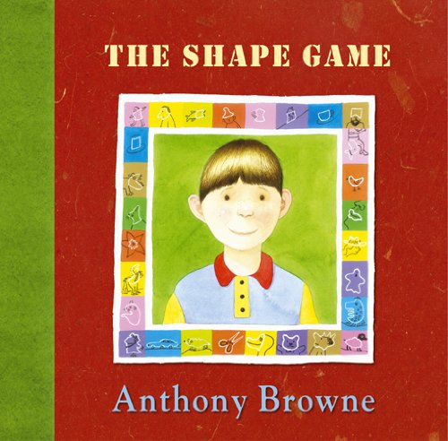 9780385601368: The Shape Game