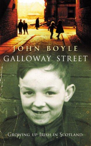 9780385602310: Galloway Street: Growing Up Irish in Scotland