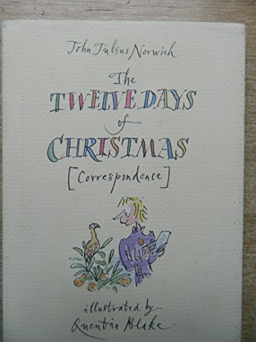 9780385602402: Twelve Days of Christmas(Correspondence)
