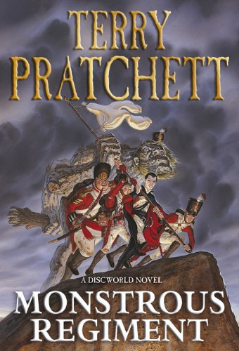 Monstrous Regiment **Signed and Lined**: Terry Pratchett