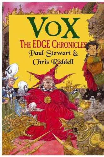The Edge Chronicles: Vox: Stewart, Paul