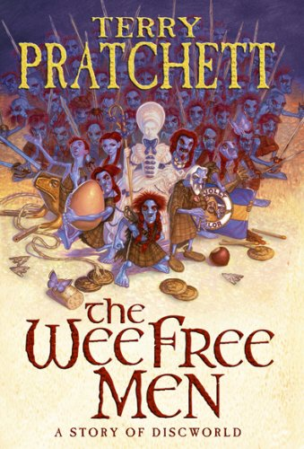9780385605335: Wee Free Men (Discworld Novels)