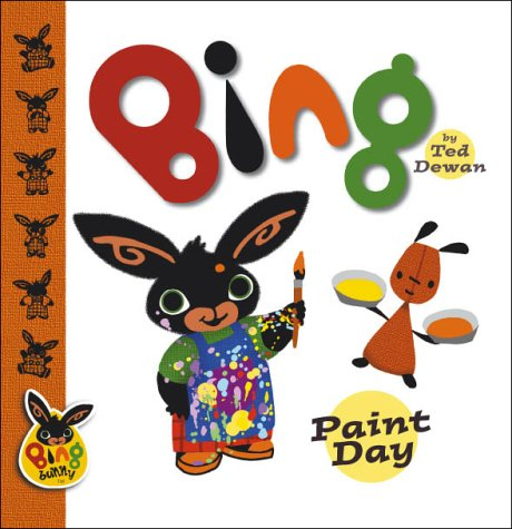9780385605946: Bing Paint Day