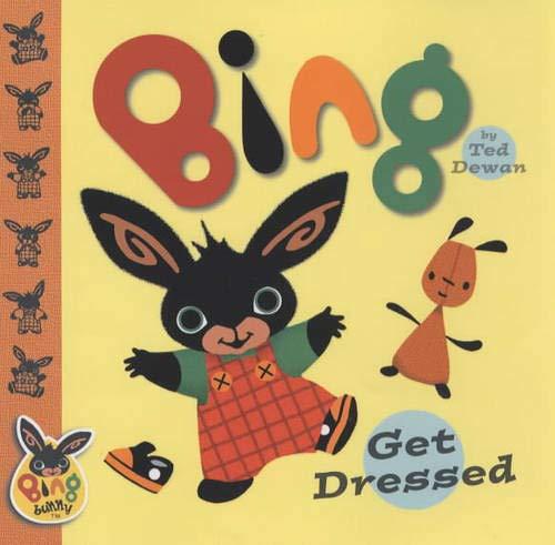 9780385605977: Bing: Get Dressed