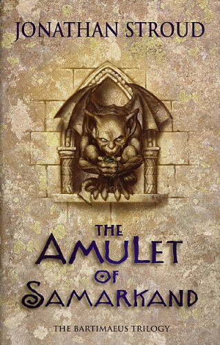 9780385605991: The Amulet of Samarkand (Amulet Trilogy)