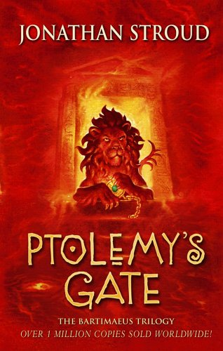 Ptolemy's Gate (Proof Copy): Stroud,Johnathan