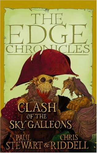 9780385607216: The Edge Chronicles 3: Clash of the Sky Galleons
