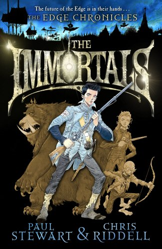 9780385607223: The Edge Chronicles 10: The Immortals: The Book of Nate