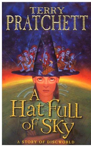 A Hatful of Sky: Pratchett, Terry