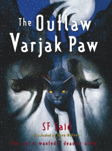 9780385607551: The Outlaw Varjak Paw