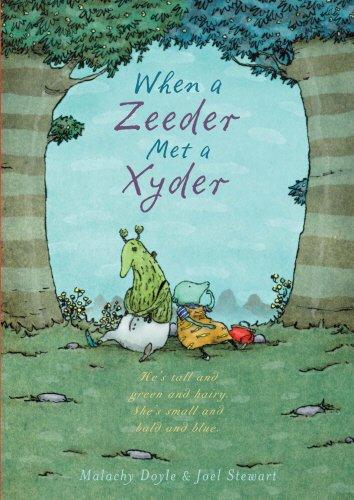 9780385607933: When a Zeeder Met a Xyder