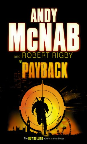 Payback ( Boy Soldier 2 ) (Signed): McNab, Andy; Rigby,