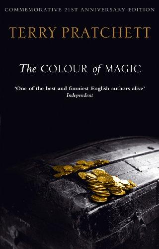 9780385608640: The Colour Of Magic: (Discworld Novel 1) (Discworld Novels)