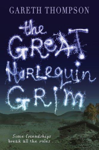 9780385609203: The Great Harlequin Grim