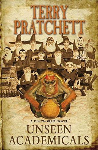 Unseen Academicals A Discworld Novel
