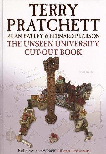 The Unseen University Cut-Out Book: Pratchett, Terry