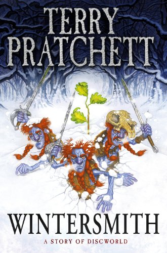 WINTERSMITH. (SIGNED): PRATCHETT, Terry.