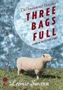 Three Bags Full - UK HB 1/1 - A Sheep Dectective Story - As New Copy - Signed (flambouyant signat...