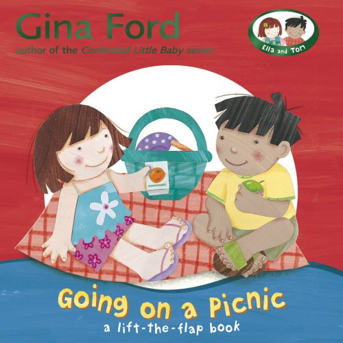 Going On a Picnic: A Lift-the-Flap Book: Ford, Gina