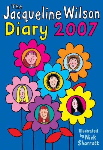 Jacqueline Wilson Diary 2007: Jacqueline Wilson