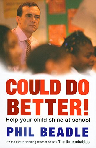 9780385611206: Could Do Better: Help Your Kid Shine at School