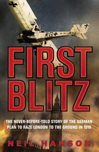 9780385611701: First Blitz