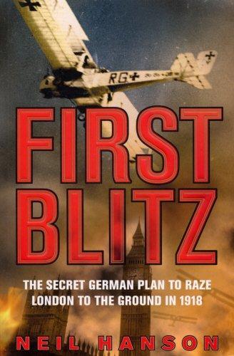 First Blitz (0385611714) by Neil Hanson