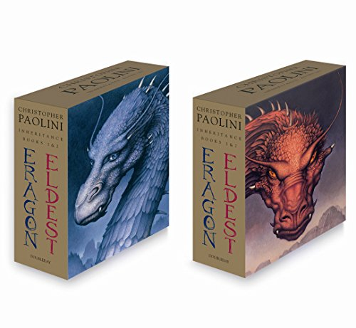 9780385611749: Eragon & Eldest box set (Inheritance Cycle)