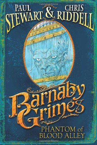 9780385611947: Barnaby Grimes: Phantom of Blood Alley