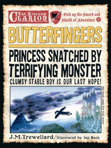 9780385612081: Butterfingers