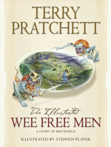9780385612548: The Illustrated Wee Free Men (Discworld Novels)