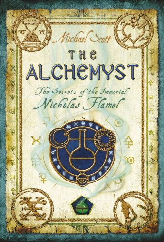 9780385612937: The Alchemyst - The Secrets Of The Immortal Nicholas Flamel