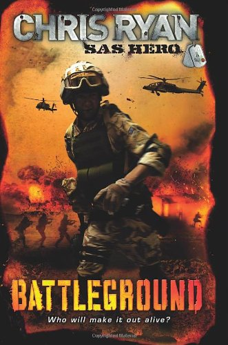 Code Red 6: Battleground (0385612990) by Ryan, Chris