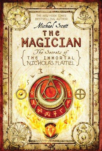 9780385613101: The Magician - The Secrets Of The Immortal Nicholas Flamel