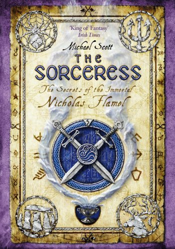 9780385613125: The Sorceress (Secrets of Nicholas Flamel)
