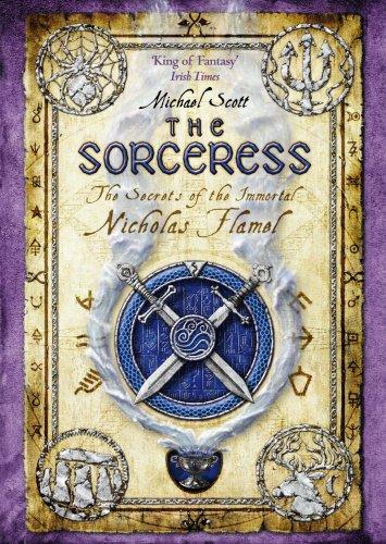 9780385613132: Sorceress