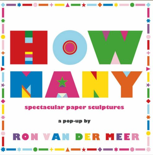 How Many (0385613377) by Ron Van Der Meer; Graham Brown