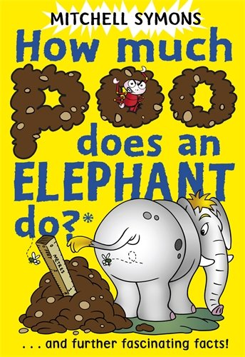 9780385613651: HOW MUCH POO DOES AN ELEPHANT DO?