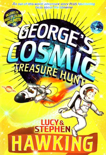 9780385613828: George and the Cosmic Treasure Hunt