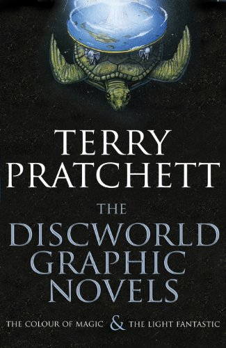 9780385614276: The Discworld Graphic Novels: The Colour of Magic and The Light Fantastic: 25th Anniversary Edition