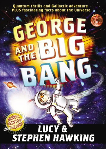 9780385615532: George and the Big Bang (George's Secret Key to the Universe)