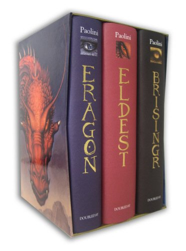 9780385616195: The Inheritance Cycle: The Inheritance Trilogy