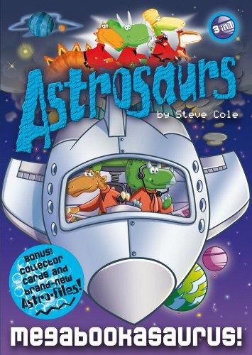 9780385616843: Astrosaurs: Megabookasaurus!