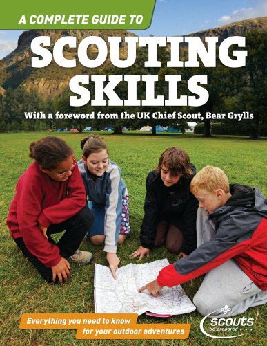 9780385616980: Scouting Skills: A Complete Guide (Complete Guide to)